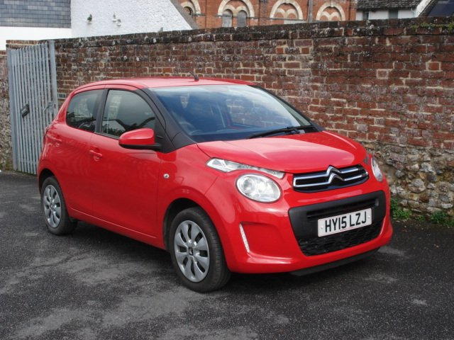 2015 Citroen C1 10 Vti Feel Lovells Garage